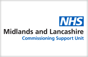 Visit the Midlands and Lancashire Commissioning Support Unit website (opens in a new window or tab)
