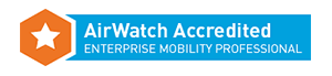 Airwatch accredited enterprise mobility professional