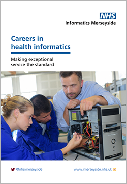 Careers in health informatics
