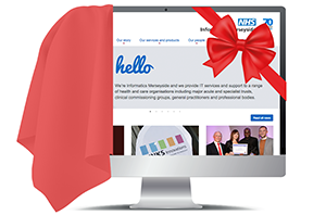 Informatics Merseyside unveils new website