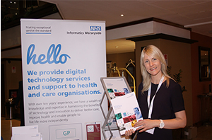 NHS Informatics Merseyside attends Connect 2018
